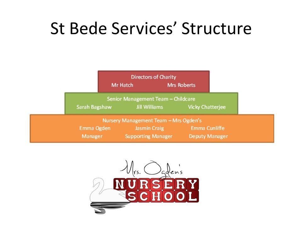 St Bede Services Structure