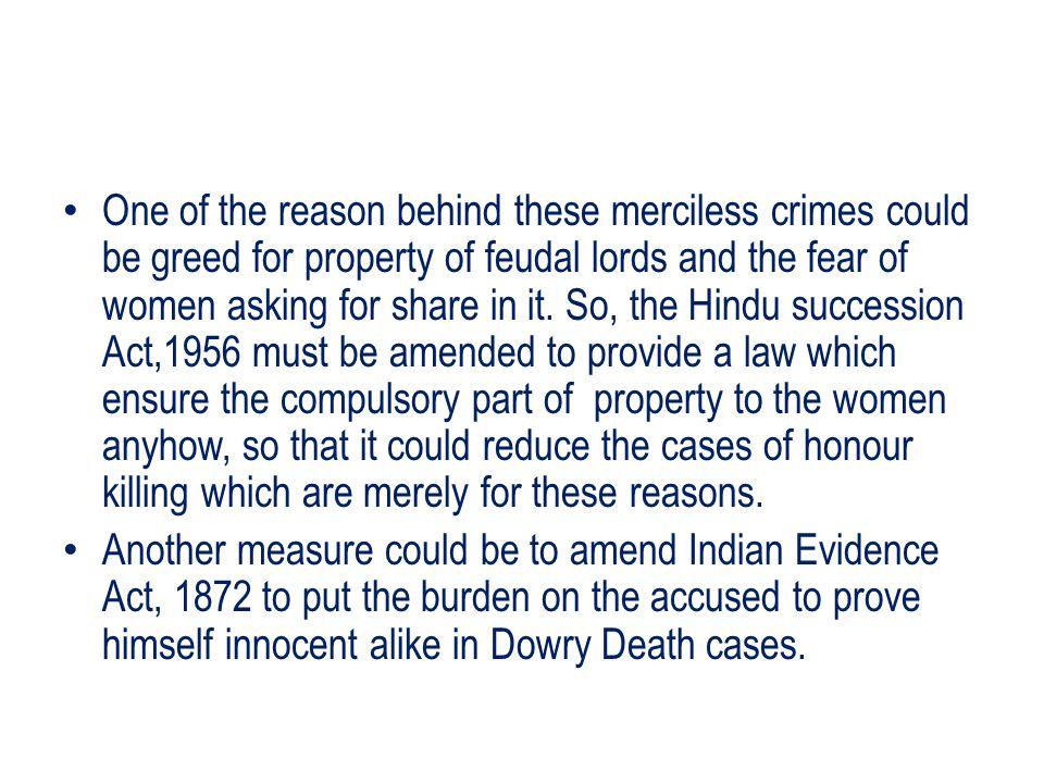 Under Article 14, states vulnerable to honour killing like Haryana, U.P, Bihar etc.