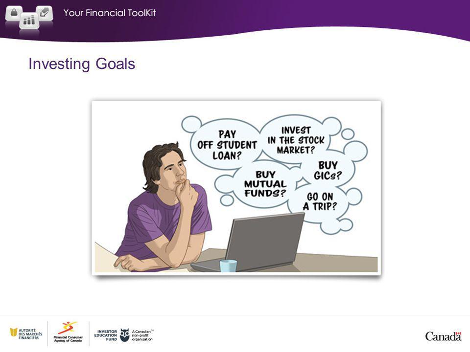 Investing Goals