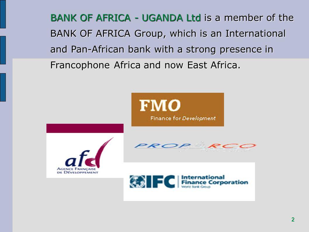 3 Our network Banks Benin Burkina Faso Burundi Côte DIvoire Kenya Madagascar Mali Niger Senegal Tanzania Uganda DRC Rwanda