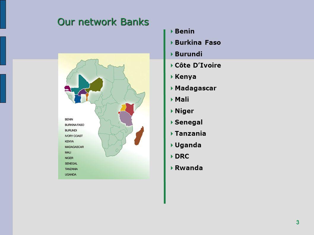 4 Our Branches KampalaBranches Main Branch, Plot 45 Jinja Rd Kampala Road (opp.