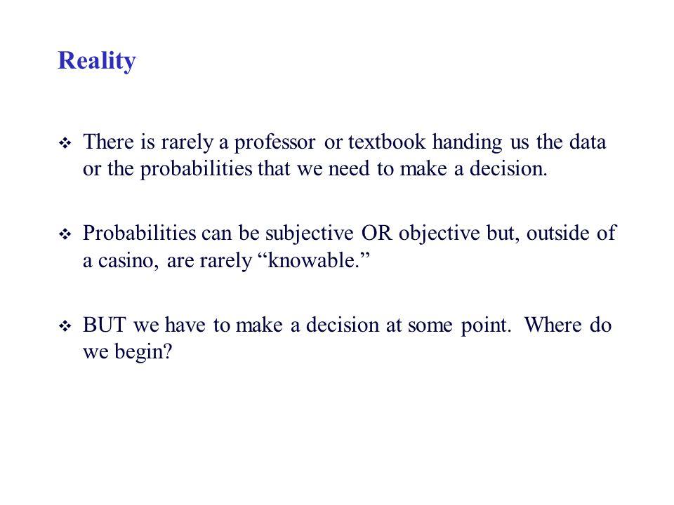 The Probability Tree Pr( is a terrorist | test positive ) = 0.