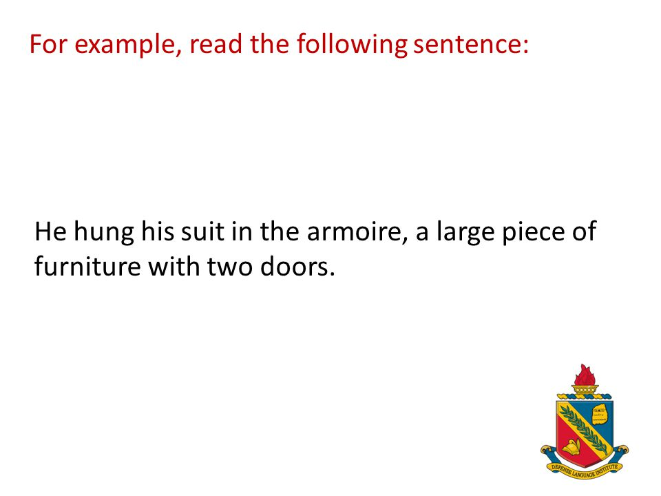 This time, the text gives us three examples to help us define the word insipid.