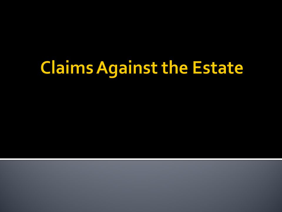 1.Federal Tax Lien [and other federal claims] Exceptions from Rev.