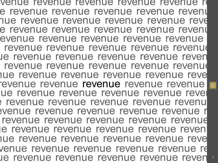 revenue revenue revenue 6