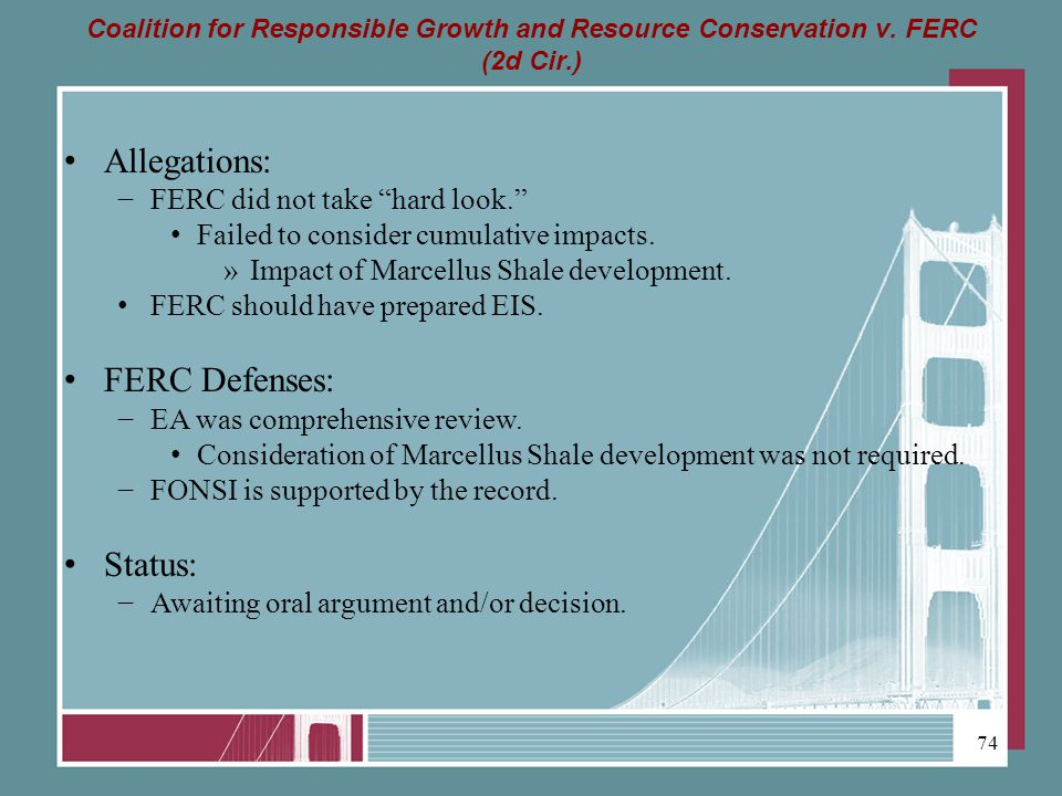 Coalition for Responsible Growth and Resource Conservation v.