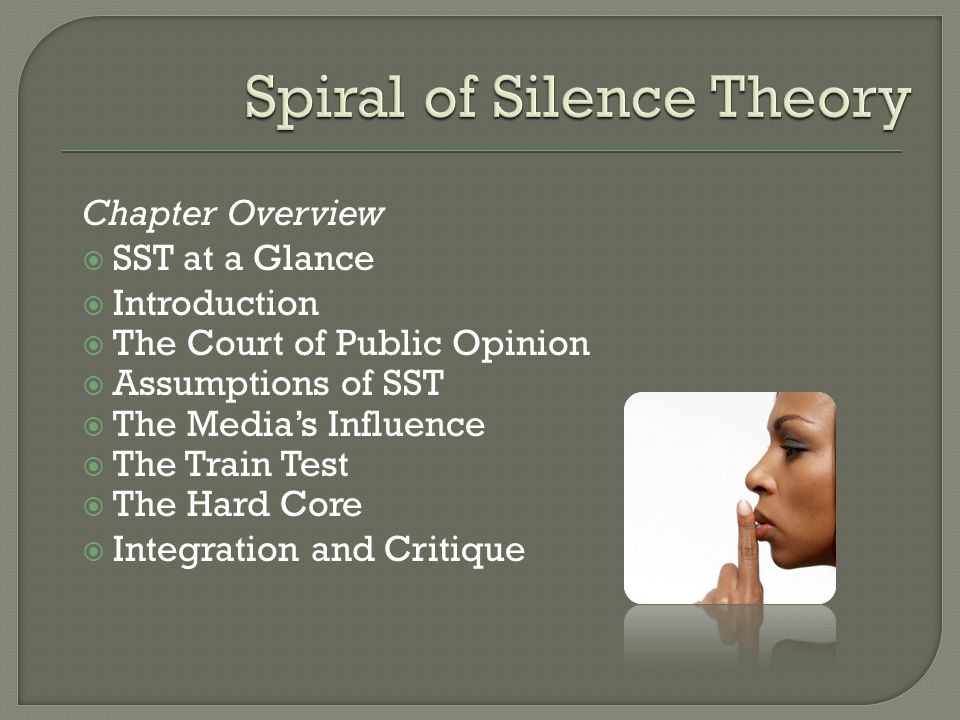German political scientist contributed the famous model called Spiral of Silence.