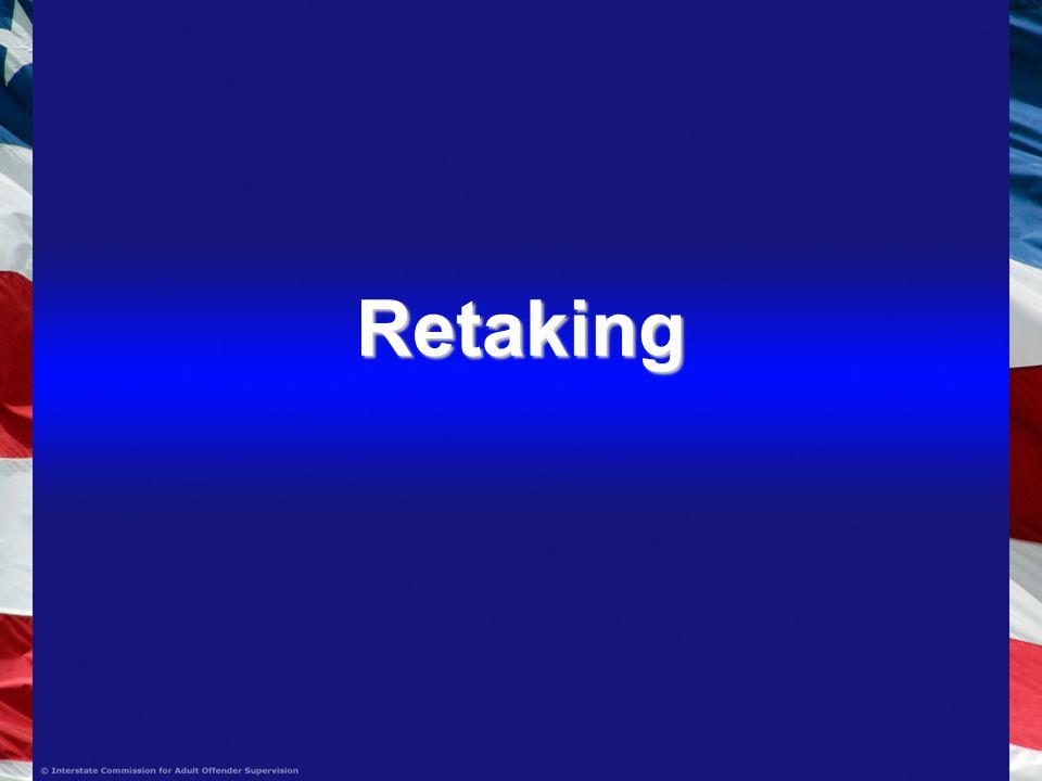 Retaking