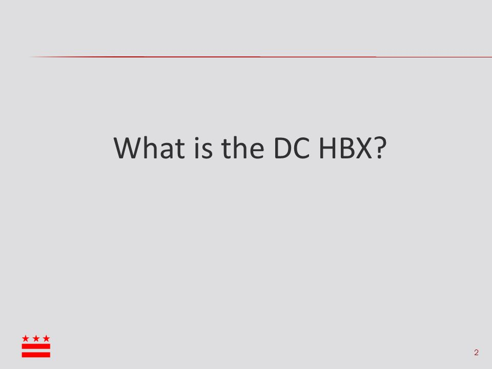 What is the DC HBX 2
