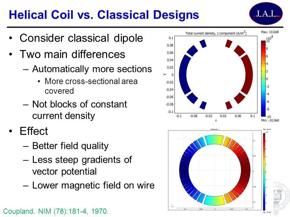 Helical Coil vs.