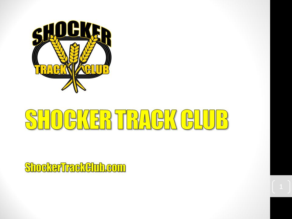 Mission The Shocker Track Club, Inc., (STC) is a 501(C)(3) organization that helps support Wichita area Track and Field and Cross Country activities.