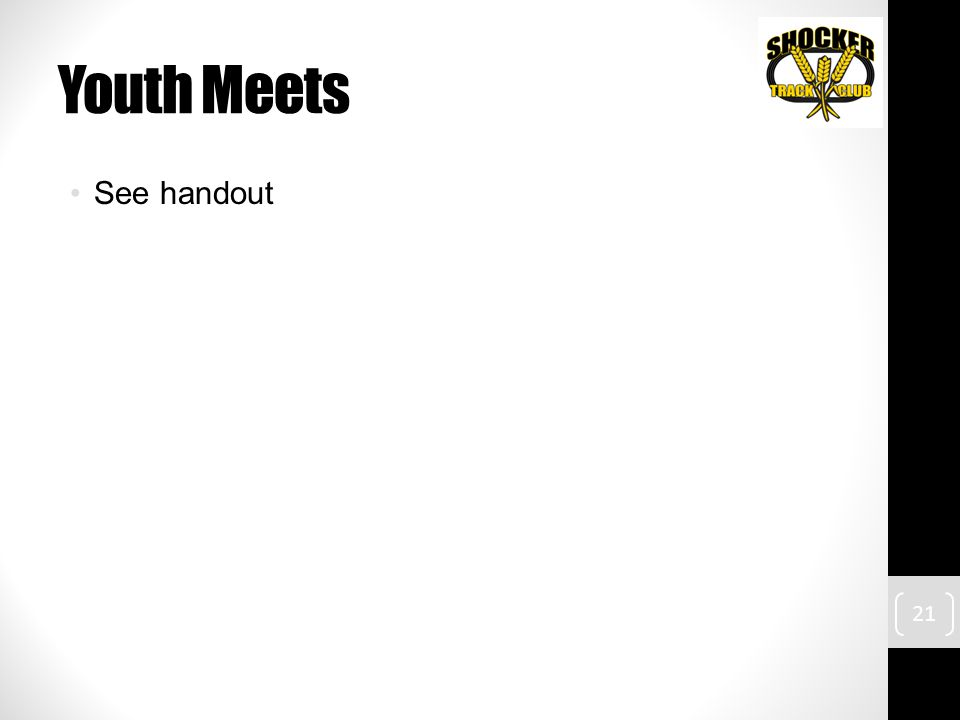 Youth Meets See handout 21