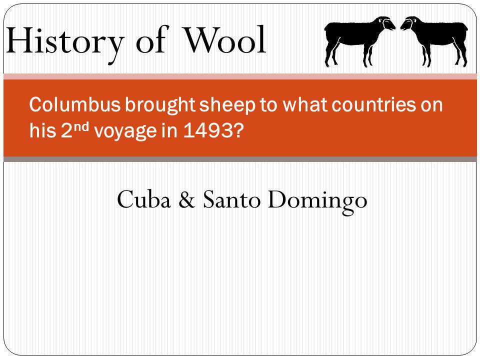 Care of Wool What is the best way to clean wool garments.
