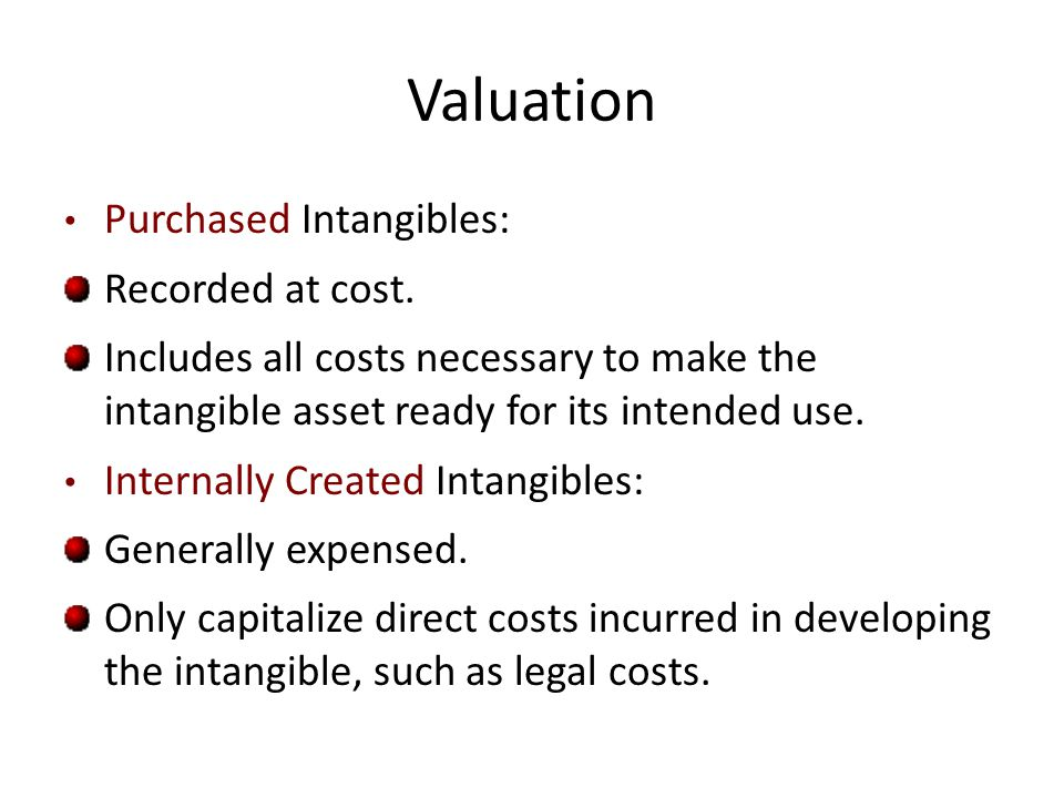 Reporting Costs 7.Cost incurred in the formation of a corporation: Expense 8.