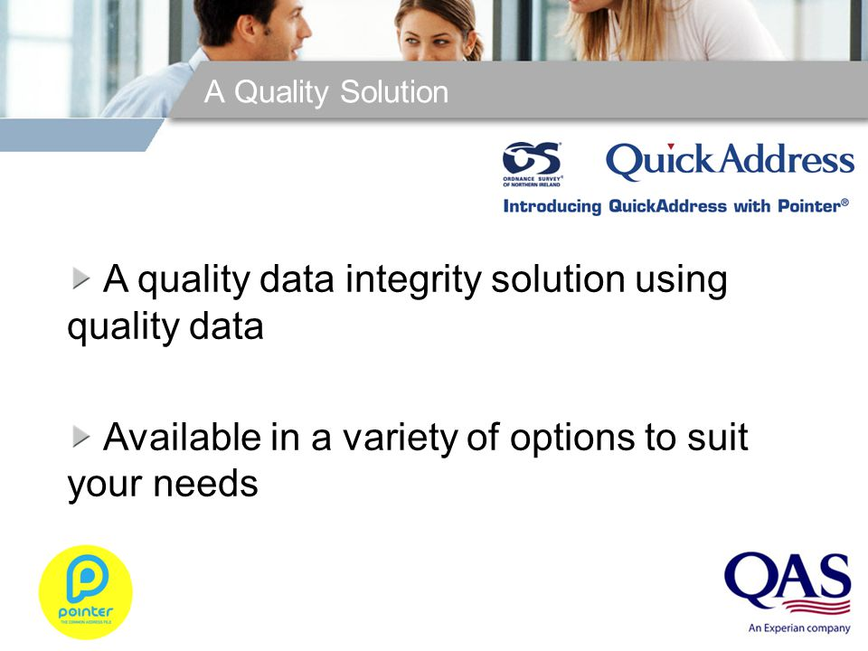Thank you for listening Any Questions? frank.mckenna@qas.com