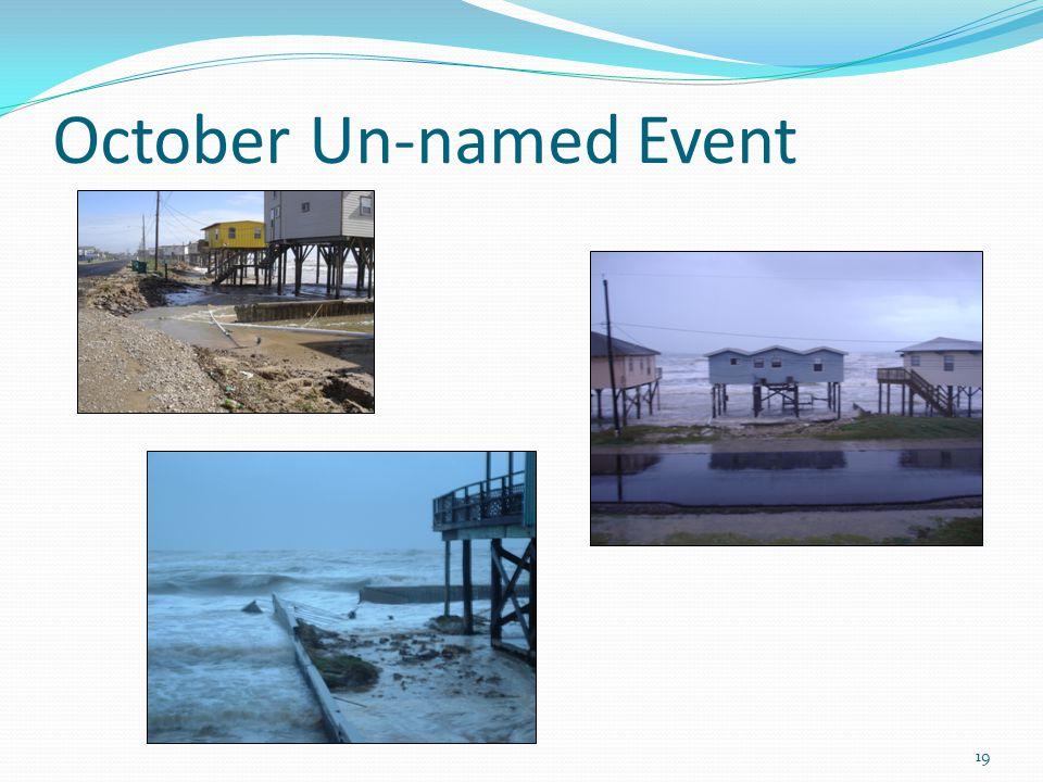 October Un-named Event 19
