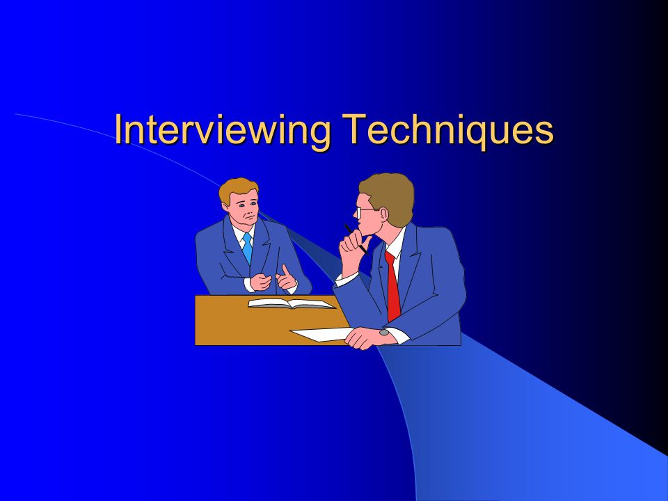 Ten Tips Arrive on time Introduce yourself in a courteous manner Read company literature while you wait Use body language to show interest Listen Smile, nod, give nonverbal feedback Ask about the next step in the process Thank the interviewer Obtain a business card Write a thank-you letter to anyone you have spoken to