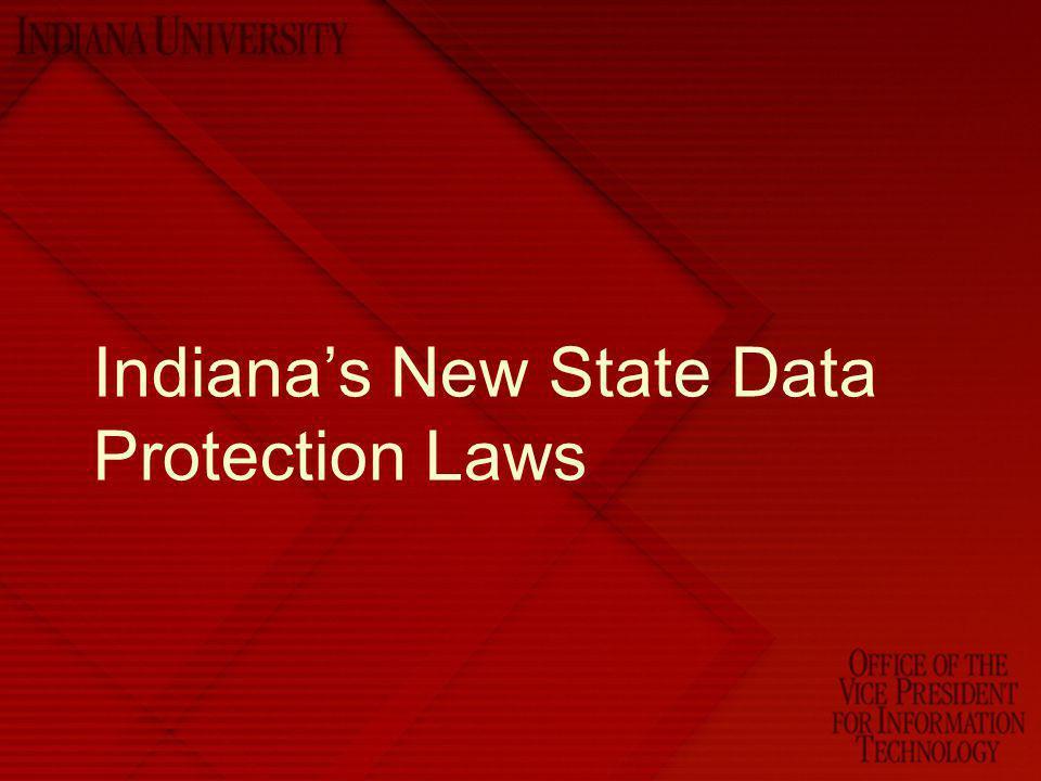 Indiana Universitys Incident Response