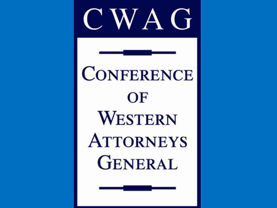 Conference of Western Attorneys General Annual Meeting Sun Valley, ID August 4, 2009 State Attorneys General, Federal Consumer Product Safety Law, and The Consumer Product Safety Improvement Act of 2008 Presented by Hal Stratton Brownstein | Hyatt | Farber | Schreck Albuquerque, NMWashington, DC