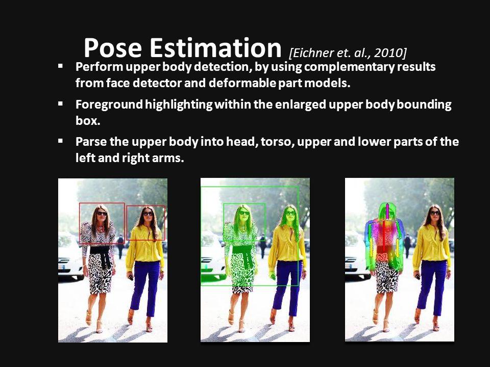 Pose Estimation [Eichner et.