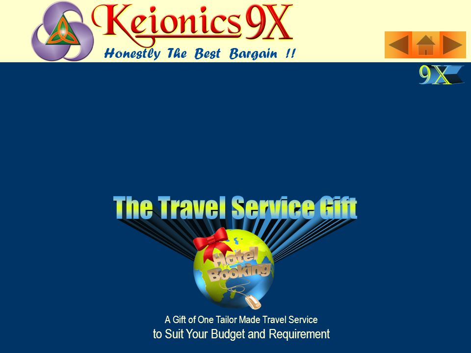 The Real Time, Profit Sharing Income for the Initiative Takers to the Power of 9X