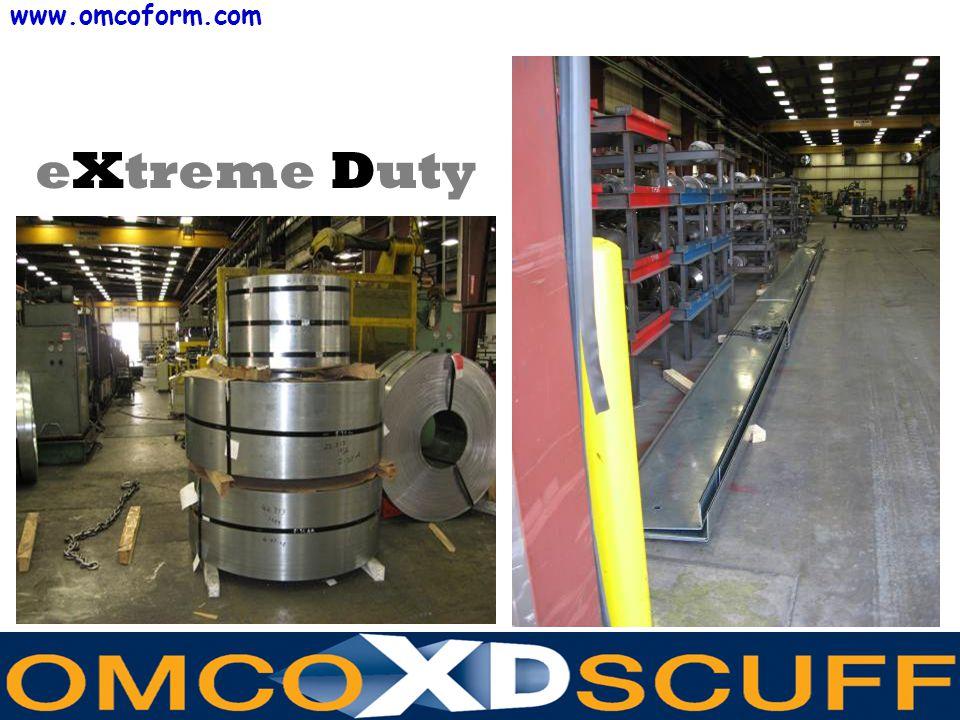 www.omcoform.com eXtreme Duty