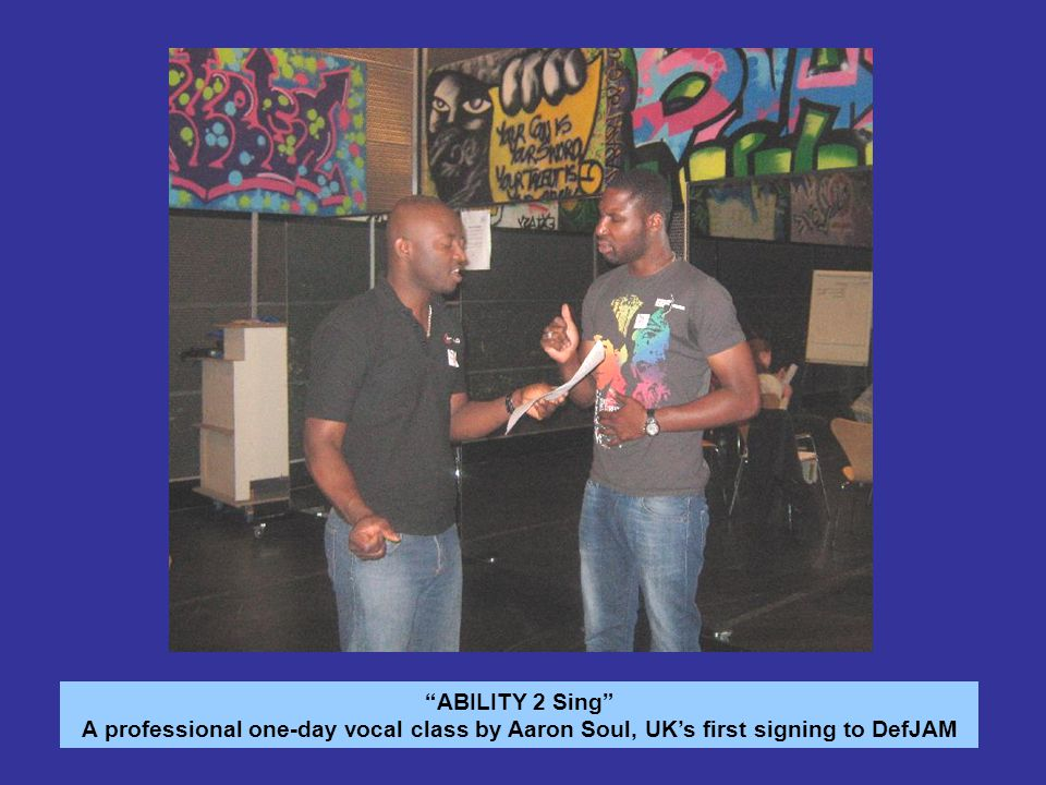 ABILITY 2 Dance The Ability Talent Show -- Compered by IBE