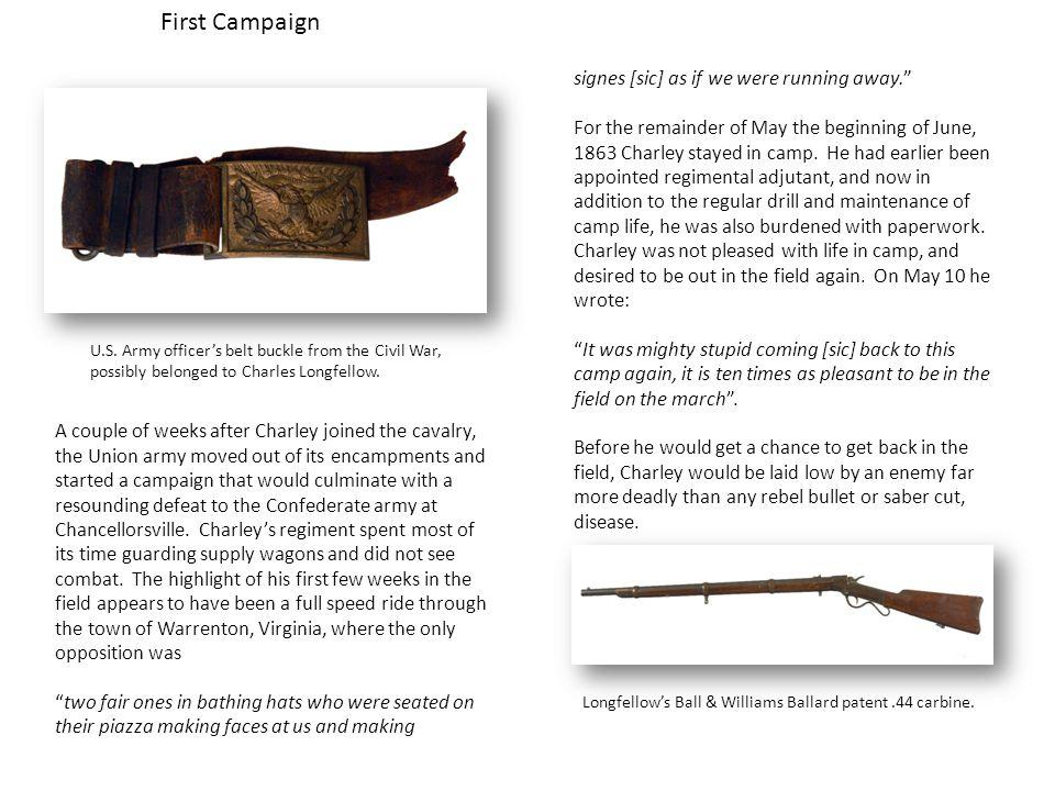 First Campaign U.S.