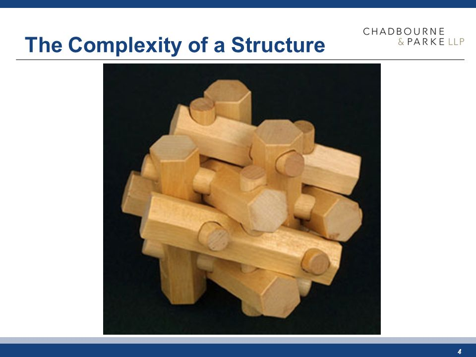 4 The Complexity of a Structure