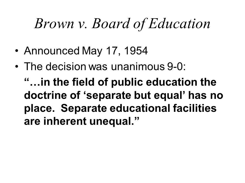 Brown v.