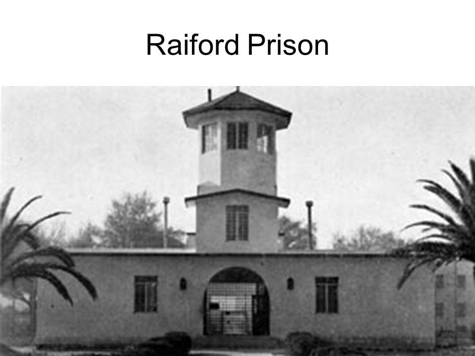 Raiford Prison