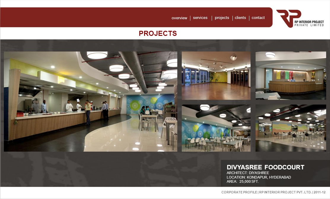 Corporate Profile | RP Interior Project Pvt.Ltd.