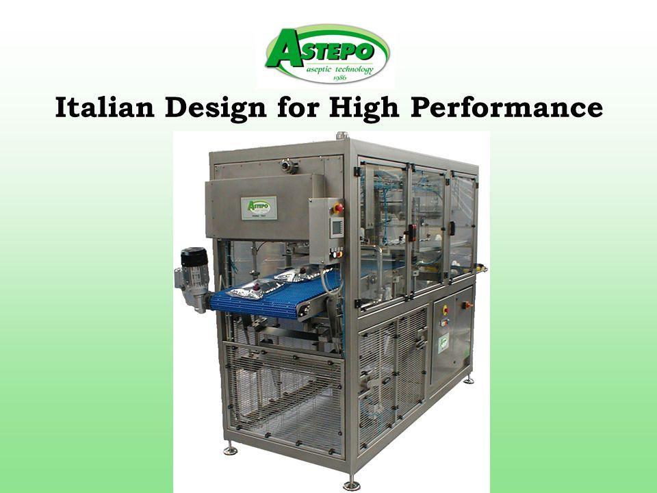 Italian Design for High Performance