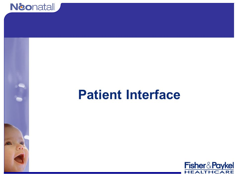 Patient Interface