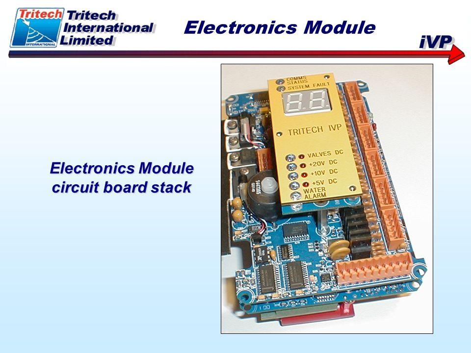 Electronics Module circuit board stack Electronics Module