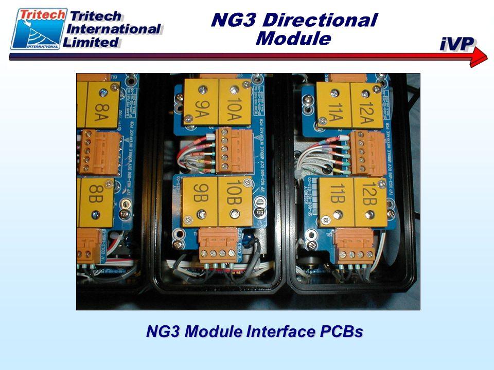 NG3 Module Interface PCBs NG3 Directional Module