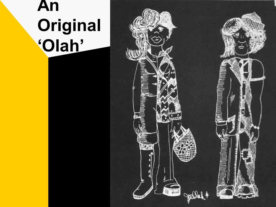 An Original Olah