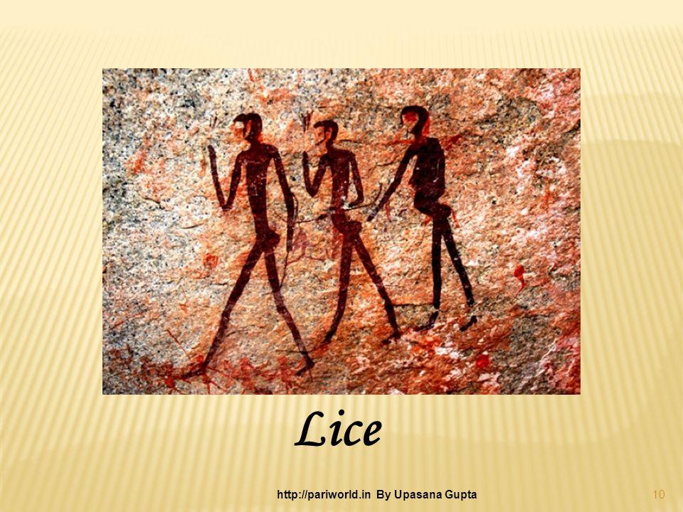 Lice 10 http://pariworld.in By Upasana Gupta