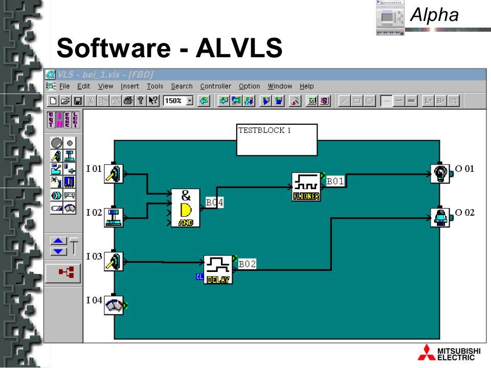 Alpha Software - ALVLS