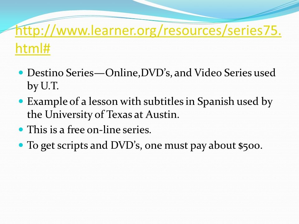 http://www.learner.org/resources/series75.