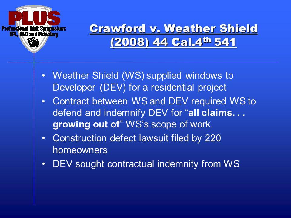 Crawford v.