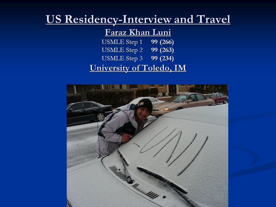CV Highlights Strengths Triple 99 in USMLE Triple 99 in USMLE 4 Publications 4 Publications 1 Month US Observership 1 Month US Observership