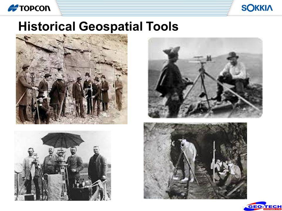 7 Historical Geospatial Tools