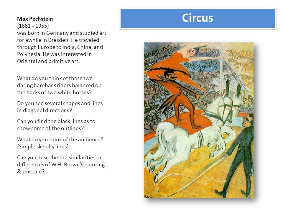 Georges Seurat [1859 - 1891] was born in Paris.