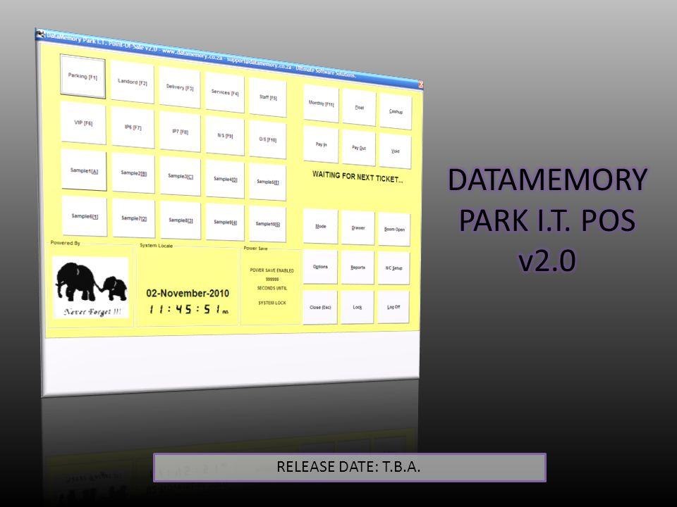 RELEASE DATE: T.B.A.