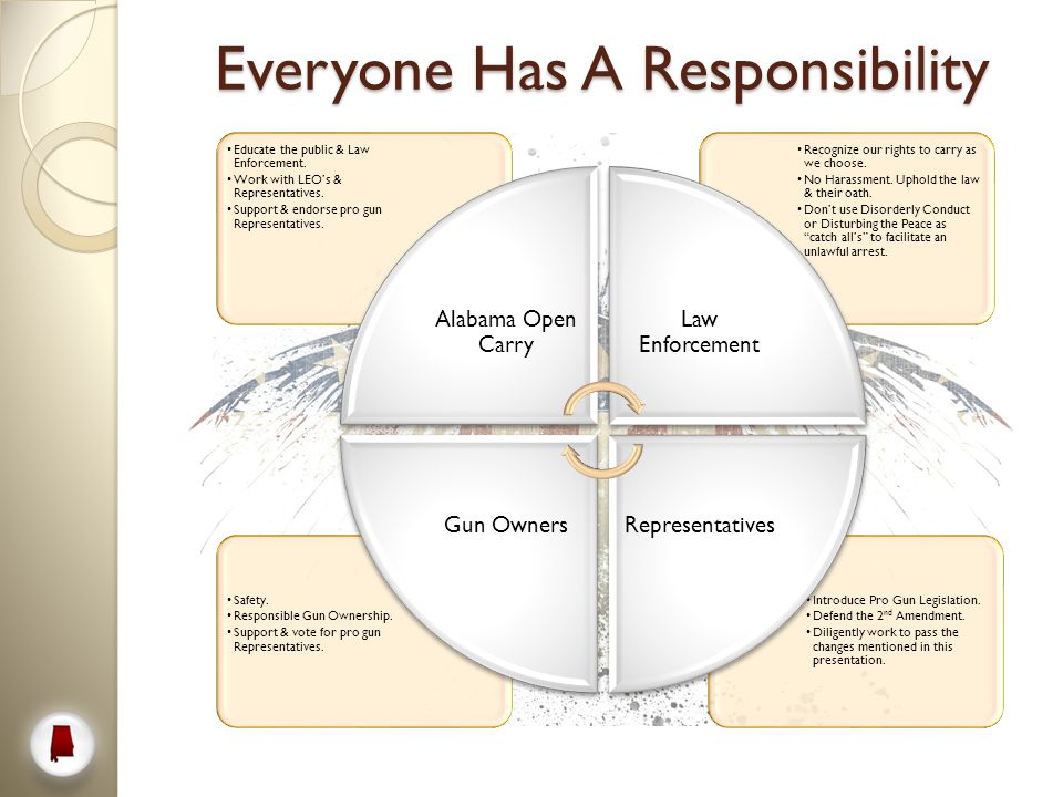 Introduce Pro Gun Legislation. Defend the 2 nd Amendment.