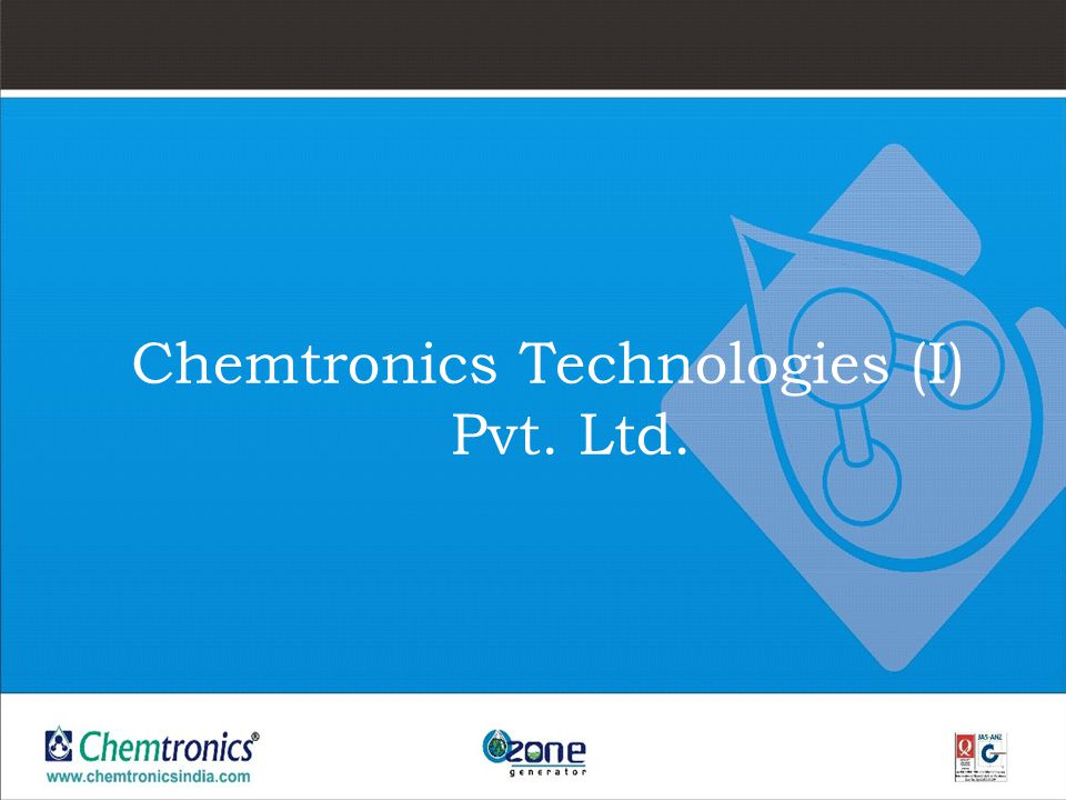 Chemtronics Technologies (I) Pvt. Ltd.