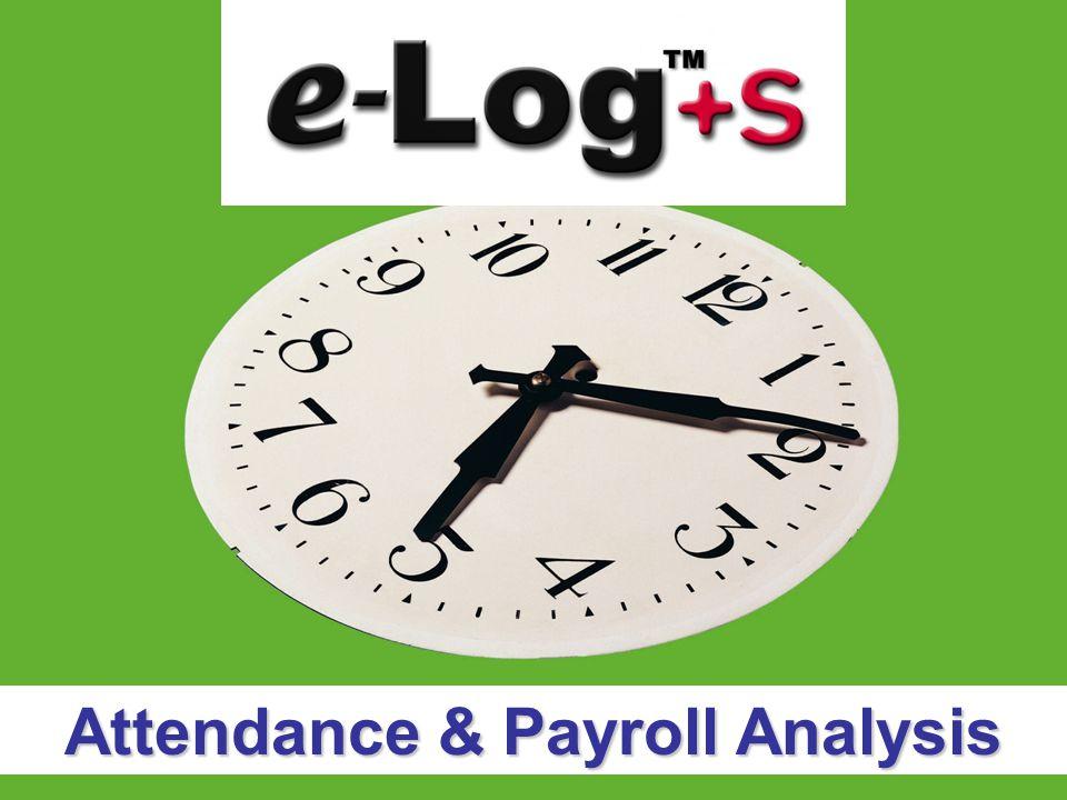 Attendance & Payroll Analysis