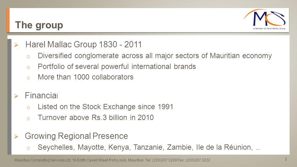 14 a a Mauritius Computing Services Ltd, 18 Edith Cavell Street Port-Louis, Mauritius.