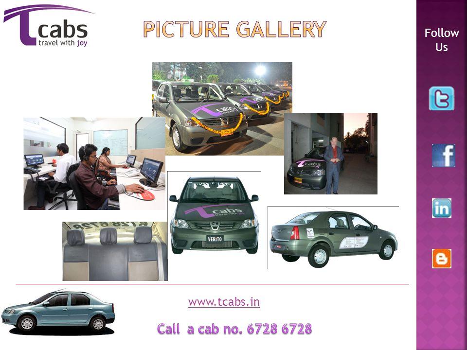 Follow Us www.tcabs.in